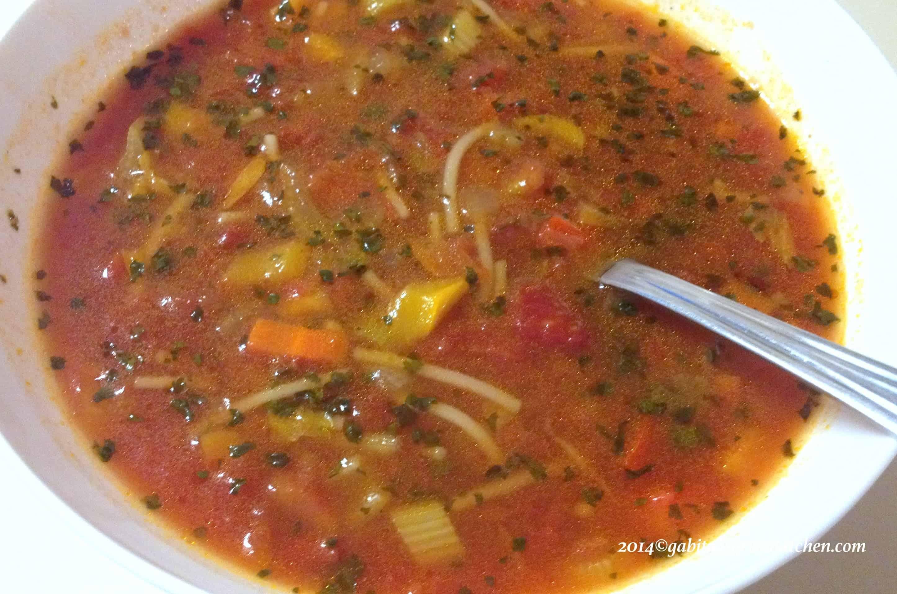 Вкусный домашний суп рецепт пошагово