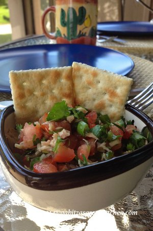 Pico de gallo- Traditional Mexican Recipe