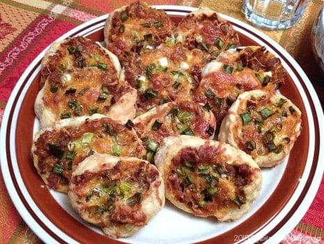 sausage pumpkin pinwheels1