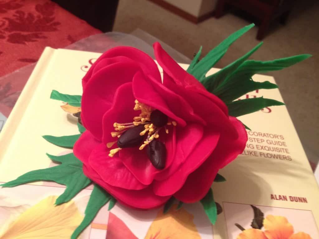 Flower-gum paste