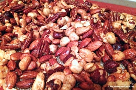 Red chile Nut Mix7
