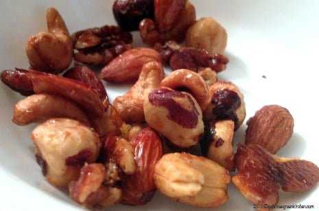 Red chile Nut Mix8