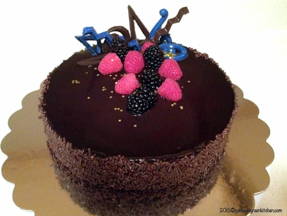 Bavaroise Cake