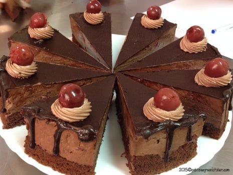 tort de ciocolata1