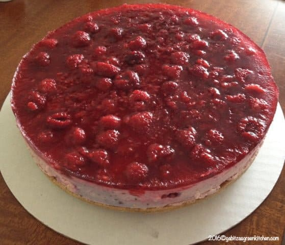 Cream Cheese Tarte-No bake16