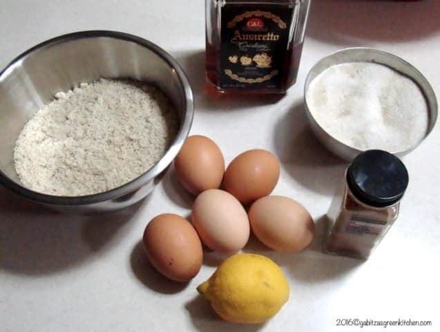 Almond Cake-Spanish Tarta de Santiago