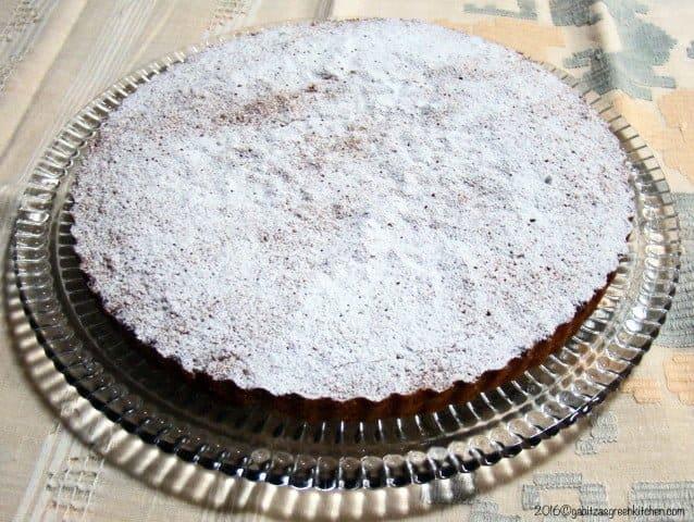 Almond Cake-Spanish Tarta de Santiago2