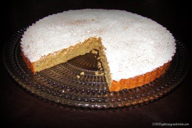 Almond Cake-Spanish Tarta de Santiago5