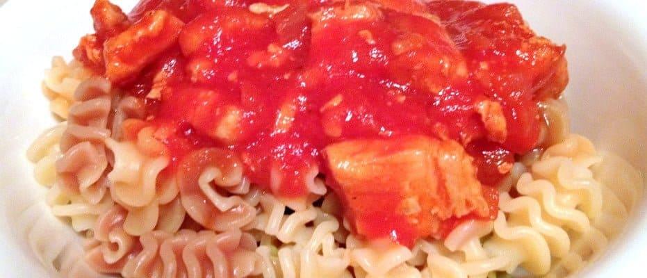 Meat Tomato Stew- Carne Con Tomates