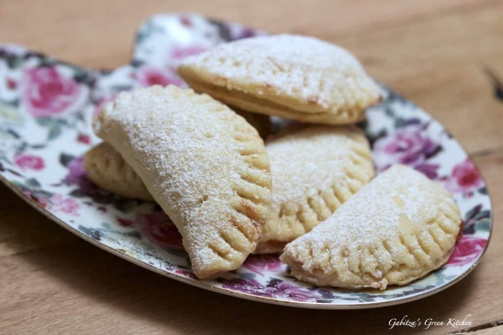 Mini Turnover Cookies
